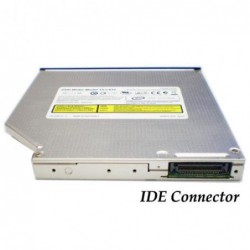 Sony AD-7580A 8x DVD±RW DL Notebook IDE Drive צורב למחשב נייד - 1 -