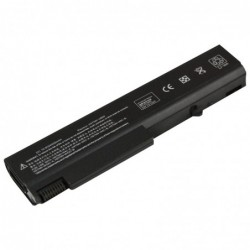 HP Compaq EliteBook 6930p , ProBook 6540B battery סוללה מקורית 6 תאים למחשב נייד - 1 -