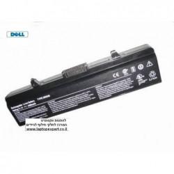 סוללה מקורית 6 תאים לנייד דל Dell Inspiron 1525 / 1526 / 1545 battery - RN873 / X284G / M911G - 1 -