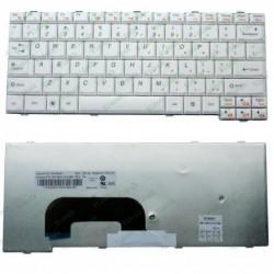 מקלדת למחשב נייד לנובו Lenovo IdeaPad S12 keyboard White 25-008421 , 25-008680 - 1 -