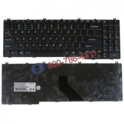 מקלדת מקורית למחשב נייד לנובו Lenovo G555 Laptop keyboard -105120AS1-US ,  9Z.N4ZSC.001, NSK-B10SC, A3SL-US - 1 -