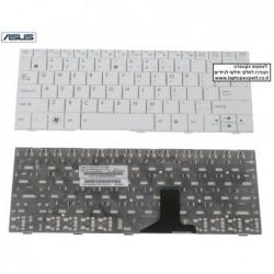 החלפת מקלדת למחשב נייד אסוס Asus EEE PC 1005HA 1008HA Laptop Keyboard 0KNA-192US03 , 9J.N1Q82.101 - 1 -