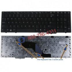 החלפת מקלדת למחשב נייד HP ProBook 6540 6545B 6550 6560 Keyboard 609877-001 , PK1307E3C00 , V103202BS1 - 1 -