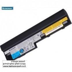 סוללה מקורית לנובו 6 תאים lenovo IdeaPad S10-3 L09M6Y14 6 Cell 48wh Battery - 1 -