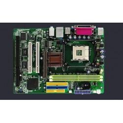 Pentium 4 Socket 478 ISA X1 / PCI X2 לוח אם תעשייתי למחשב עם - 1 -