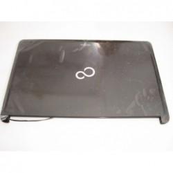 Fujitsu LifeBook AH530 Rear lcd Plastic פלסטיק גב מסך אחורי למחשב נייד פוגיטסו - 1 -