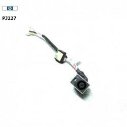 PJ227 - HP DV3 DC JACK DC301005E00, 509840-001 שקע טעינה למחשב נייד - 1 -