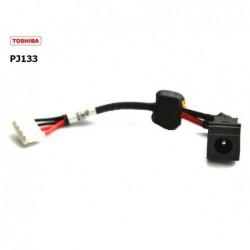 PJ133 - Toshiba KIWB3B4 REV 1.0  P/N:DC301005N00 שקע טעינה נייד טושיבה - 1 -