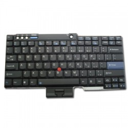 החלפת מקלדת למחשב נייד IBM ThinkPad R60 / R61 FRU 39T7119, 39T7179, 39T0959 - 1 -