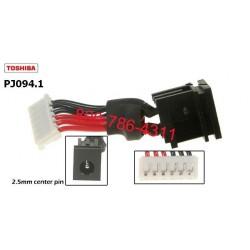 PJ094.1 - Toshiba Satellite A20 DC JACK שקע טעינה למחשב נייד - 1 -