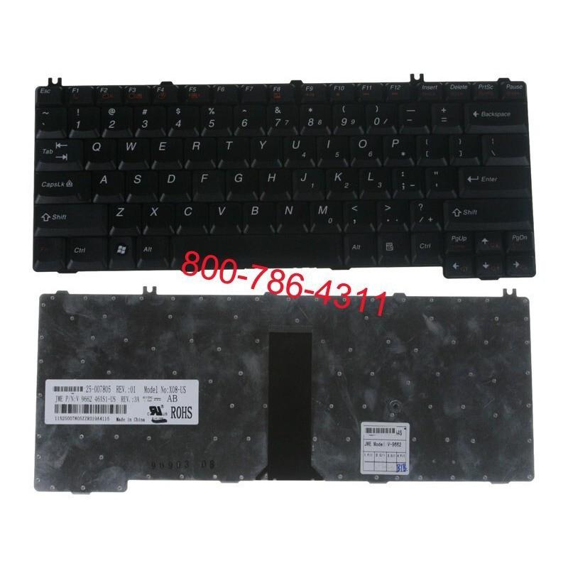 لوحة مفاتيح الكمبيوتر المحمول أيسر اسباير 1690 أيسر