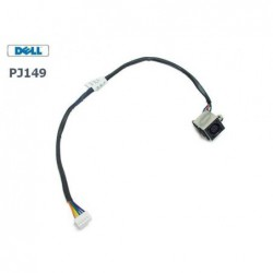 החלפת שקע טעינה למחשב נייד PJ149 - Dell Vostro A860 / 1015 DC Power Jack