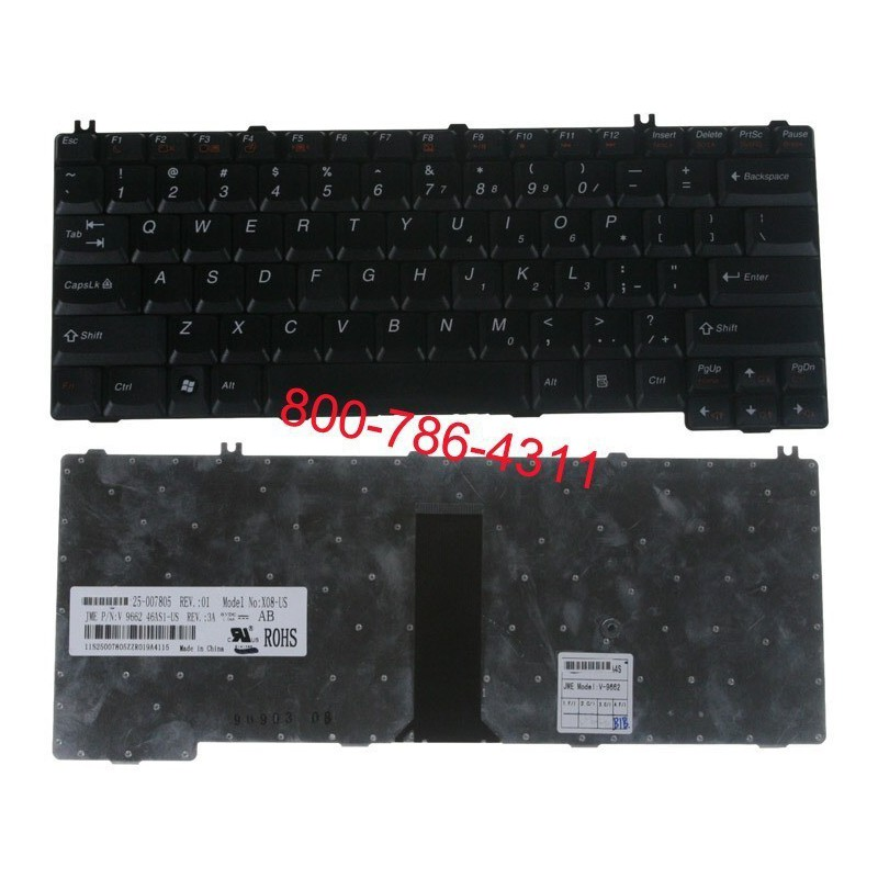 Acer Aspire 3000 מקלדת למחשב נייד אייסר
