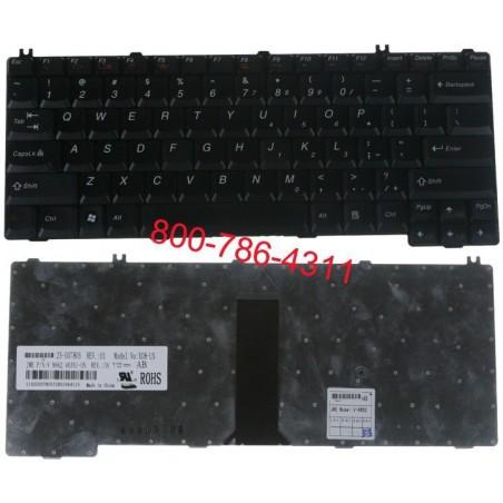 החלפת מקלדת למחשב נייד אייסר Acer Aspire One Black Keyboard A110 A150 D150 D250 KAV60 ZG5