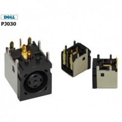 PJ030 - Dell Vostro 1000, 1400, 1500, 1700 תיקון שקע DC למחשב נייד - 2 -