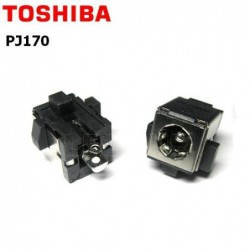 PJ170 - Toshiba Satellite P200 P205D X200 DC Power Jack שקע טעינה למחשב נייד - 1 -