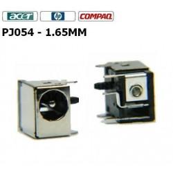 שקע טעינה חשמל להחלפה בנייד קומפאק  PJ054 - Compaq Presario M2000 M2100 M2200 TC1000, TC1100 Dc Jack - 1 -