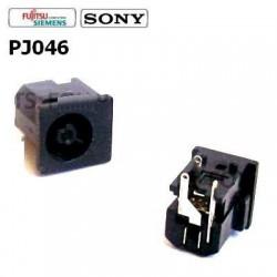 PJ046 - Fujitsu Lifebook S2000 S2020 S5582 S6120 Dc Jack שקע טעינה פוגיטסו - 1 -