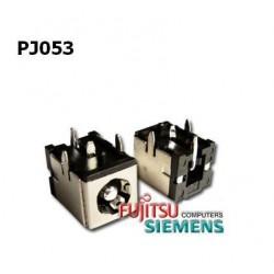 PJ053 - Fujitsu Amilo Li1705 V2055 V3515 V2035 V3505 Dc Jack פלאג טעינה לנייד פוגיטסו - 1 -