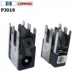 PJ019 - HP Pavilion DV1000 DV1100 DV1500 Dc Jack שקע טעינה למחשב נייד - 1 -
