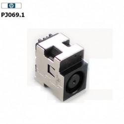 PJ069.1 - HP Pavilion G50 G60 G60T G70 G71 Dc Jack שקע טעינה למחשב נייד - 1 -
