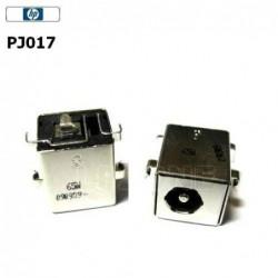 PJ017 - HP Pavilion DV4000 DV4100 DV4200 Dc Jack תיקון והחלפת שקע טעינה למחשב נייד - 1 -