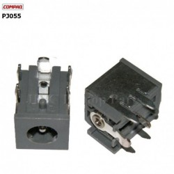 PJ055 - Compaq Evo N1005 N1010 Presario 900 1500 Dc Jack שקע טעינה למחשב נייד - 1 -