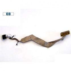"""תיקון כבל מסך למחשב נייד HP 8510P 8510W LCD CABLE 452208-001 6017B0104101 15.4"""" - 1 -"""