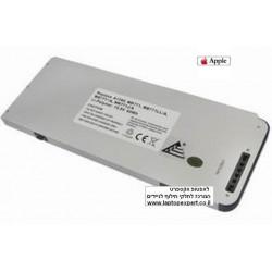 """סוללה מקורית למחשב נייד אפל Apple MacBook 13"""" Apple A1278 / A1280 Battery 020-6081-A A1280 - 1 -"""