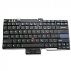 מקלדת למחשב נייד לנובו Lenovo ThinkPad R500 / T500 / W500 FRU 42T4066 , 42T3937 , 42T4008 , 42T4072 - 1 -