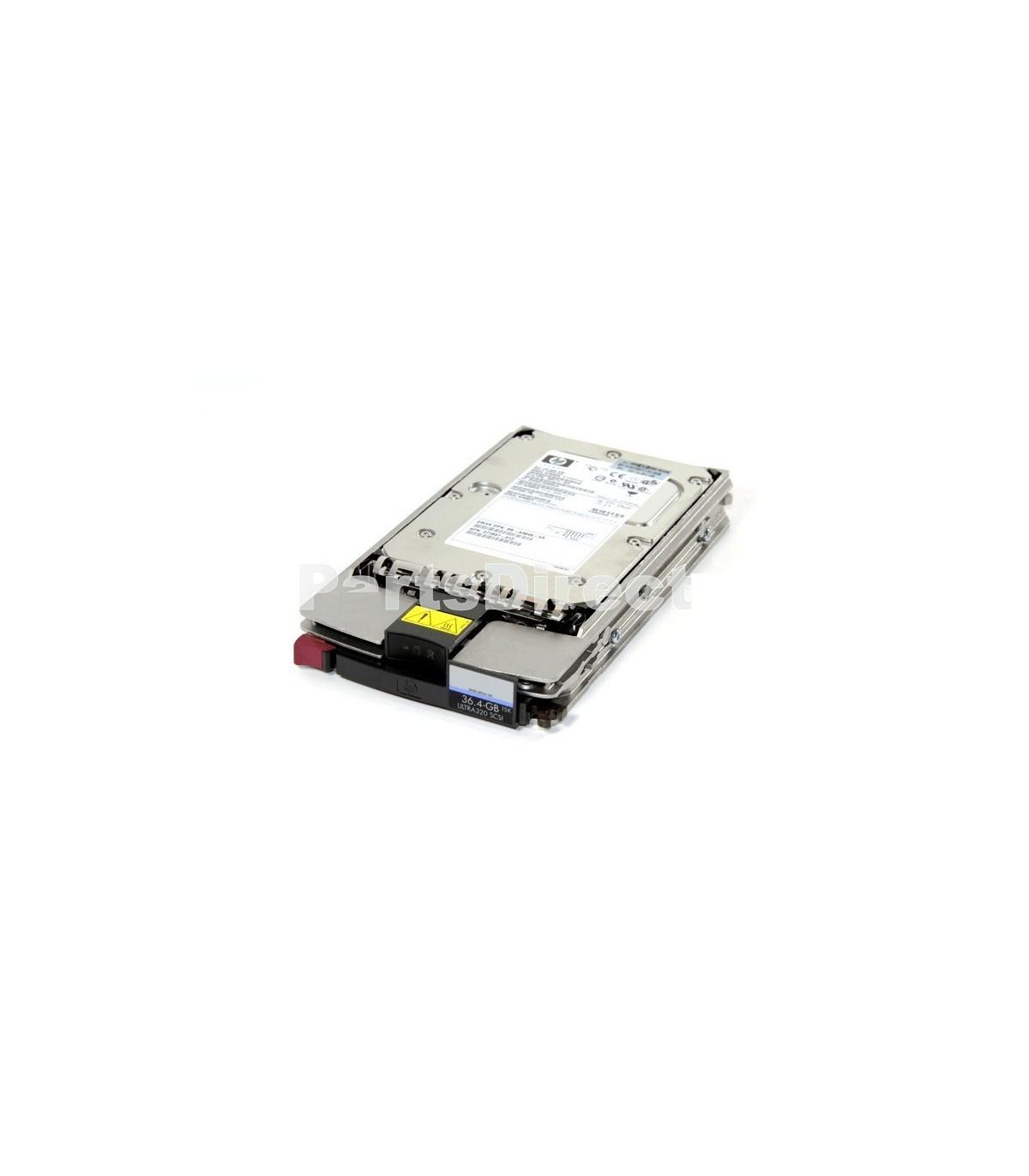 BF0368A4CA HP 36.4GB Ultra320 3.5-inch 15K SCSI Hot-Plug Hard Drive 286776-B22