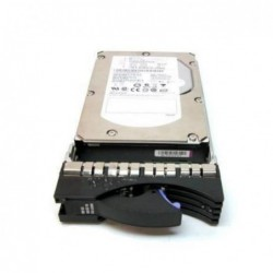 דיסק קשיח סקזי לשרת IBM 40K1023 / 39R7308 72.8GB 10K rpm Ultra320 80pin SCSI Hard Drive - 1 -