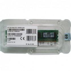 זיכרון לשרת HP 4GB (1x4GB) Dual PC3-10600 (DDR3-1333) Reg CAS-9 SPS: 500203-061 - 1 -