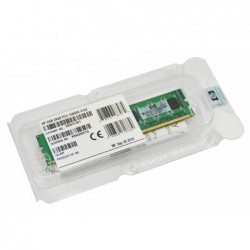 זיכרון לשרת HP 2GB 1x2GB PC3-10600 Registered CAS 9 Dual Rank x4 DRAM Memory 500656-B21 - 1 -