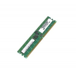 זיכרון לשרת IBM 1GB(1X1GB)400MHZ PC2-3200 240-PIN CL3 ECC DDR2 FRU 39M5808 - 1 -