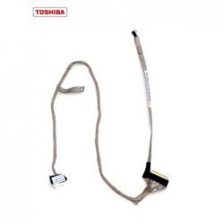 כבל מסך למחשב נייד טושיבה Toshiba Satellite C660 Lcd Cable DC020011Z10 - 1 -
