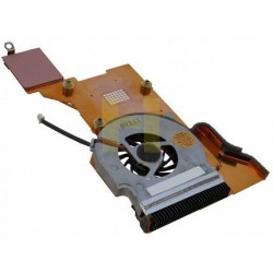מאוורר למחשב נייד יבמ Ibm Thinkpad T40 T41 T42 Cooling Fan & Heatsink MCF-207AM05 - 41W5204 - 1 -