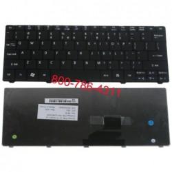 החלפת מקלדת למחשב נייד אייסר Acer Aspire one D260 533 Keyboard NSK-AS41D 9Z.N3K82.41D - 1 -