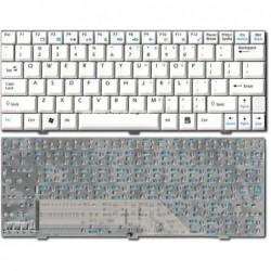 החלפת מקלדת למחשב נייד MSI Wind U100 Laptop Keyboard V022322AK1 - 1 -