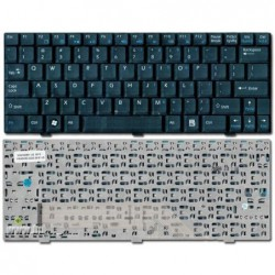 החלפת מקלדת למחשב נייד MSI Wind U100 Laptop Keyboard V022322AK1 - 2 -