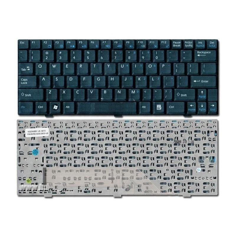HP Compaq 6520 6720 6520s 6720s מקלדת
