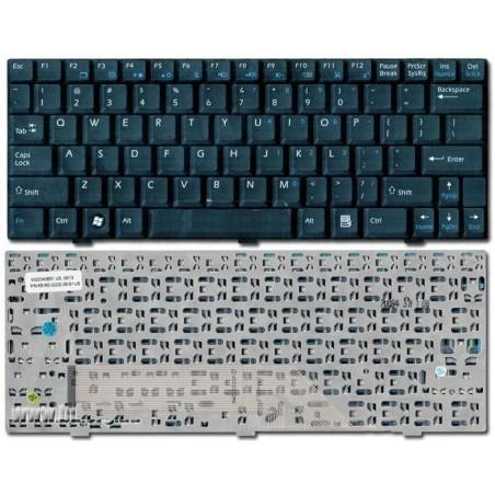 החלפת מקלדת למחשב נייד HP Compaq 6520 6720 6520s 6720s Keyboard 456624-001 , 455264-001