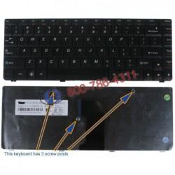 מקלדת למחשב נייד לנובו IBM Lenovo G460 keyboard  V-100920FS1, 25-011427, NSK-B30SN, 9Z.N5JSN.001, N2L-US - 1 -