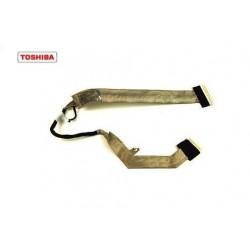 כבל מסך למחשב נייד טושיבה Toshiba Satellite A350 / L455 LCD Cable DC020010100 - 1 -