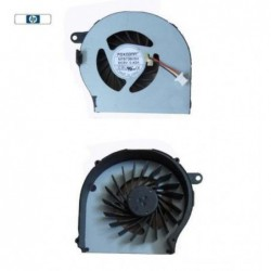 מאוורר למחשב נייד HP G72 Laptop CPU Cooling FAN NFB73B05H , 606013-001 - 1 -