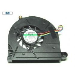 מאוורר למחשב נייד HP EliteBook 8530p / 8530W / 6930P fan 344V809001 495079-001 - 1 -
