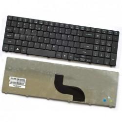 החלפת מקלדת למחשב נייד אייסר Acer Aspire 5742 5742G 5742Z 5742ZG Laptop Keyboard 9J.N1H82.01D , 9J.N1H82.K1D