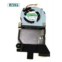 מאוורר למחשב נייד אייסר Acer ONE NAV70 D260 Fan + HeatSink MF40050V1-Q040-G99 - 1 -