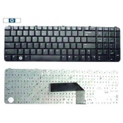 החלפת מקלדת למחשב נייד HP Pavilion HDX9000  / HDX9400 442101-001 Keyboard black - 1 -
