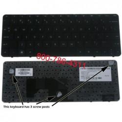 החלפת מקלדת למחשב נייד Hp MINI 210 - 1000 594706-001 590526-001 Black Laptop Keyboard - 1 -